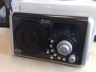Devo Freeplay DAB radio (windup)